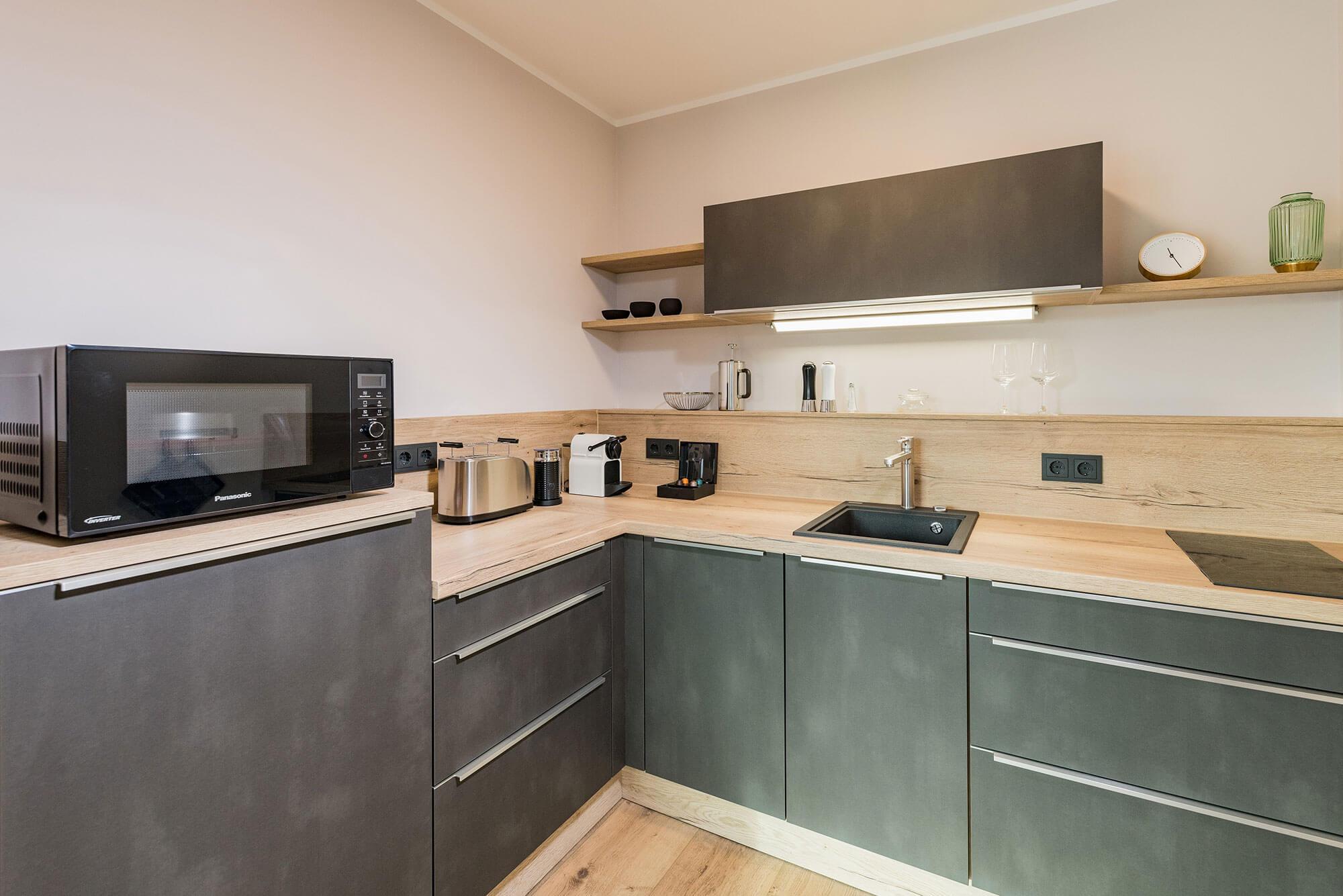 Select Suite – Küche