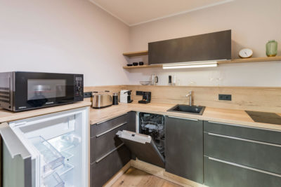 Pension Eisenach – Küche