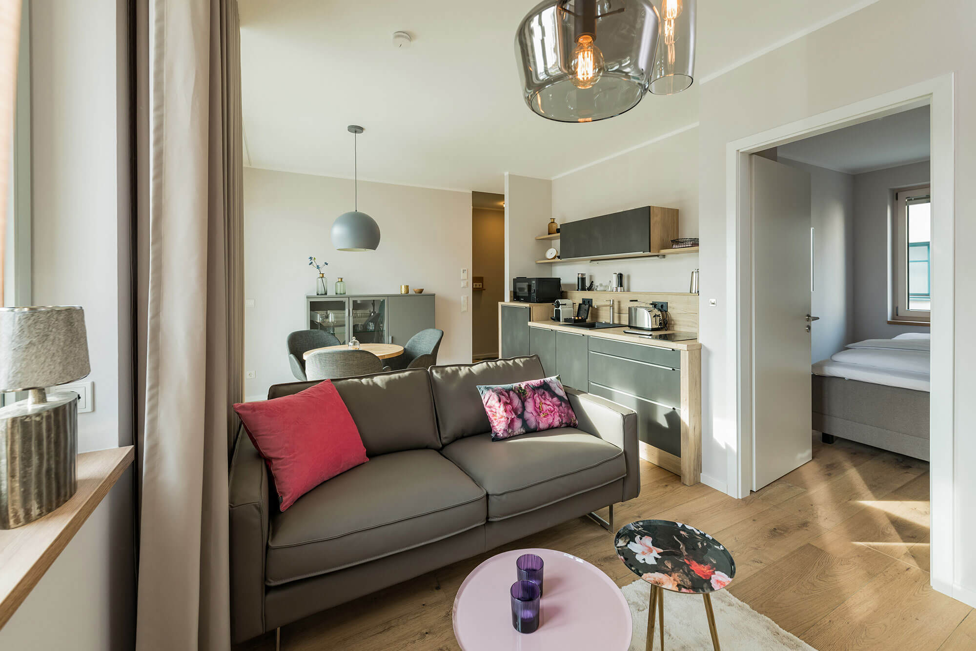 Ferienwohnung Thüringen – Smart Suite