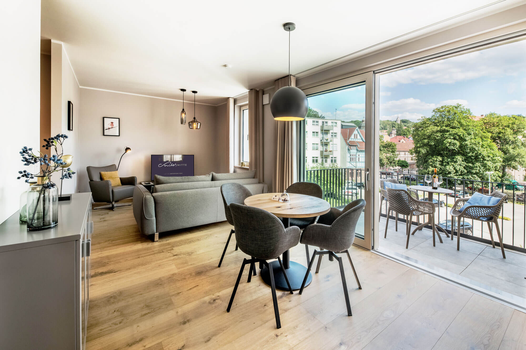 Suites Mitte – Select Suite