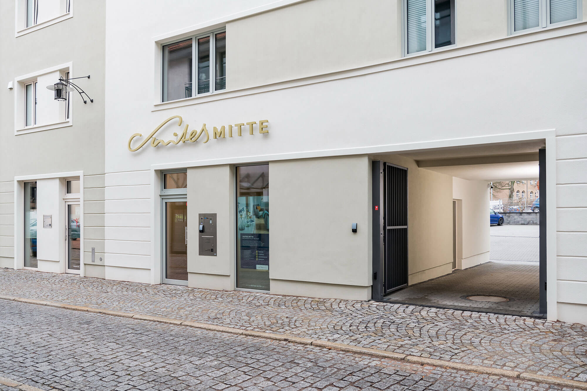 Pension in Eisenach – Suites MITTE