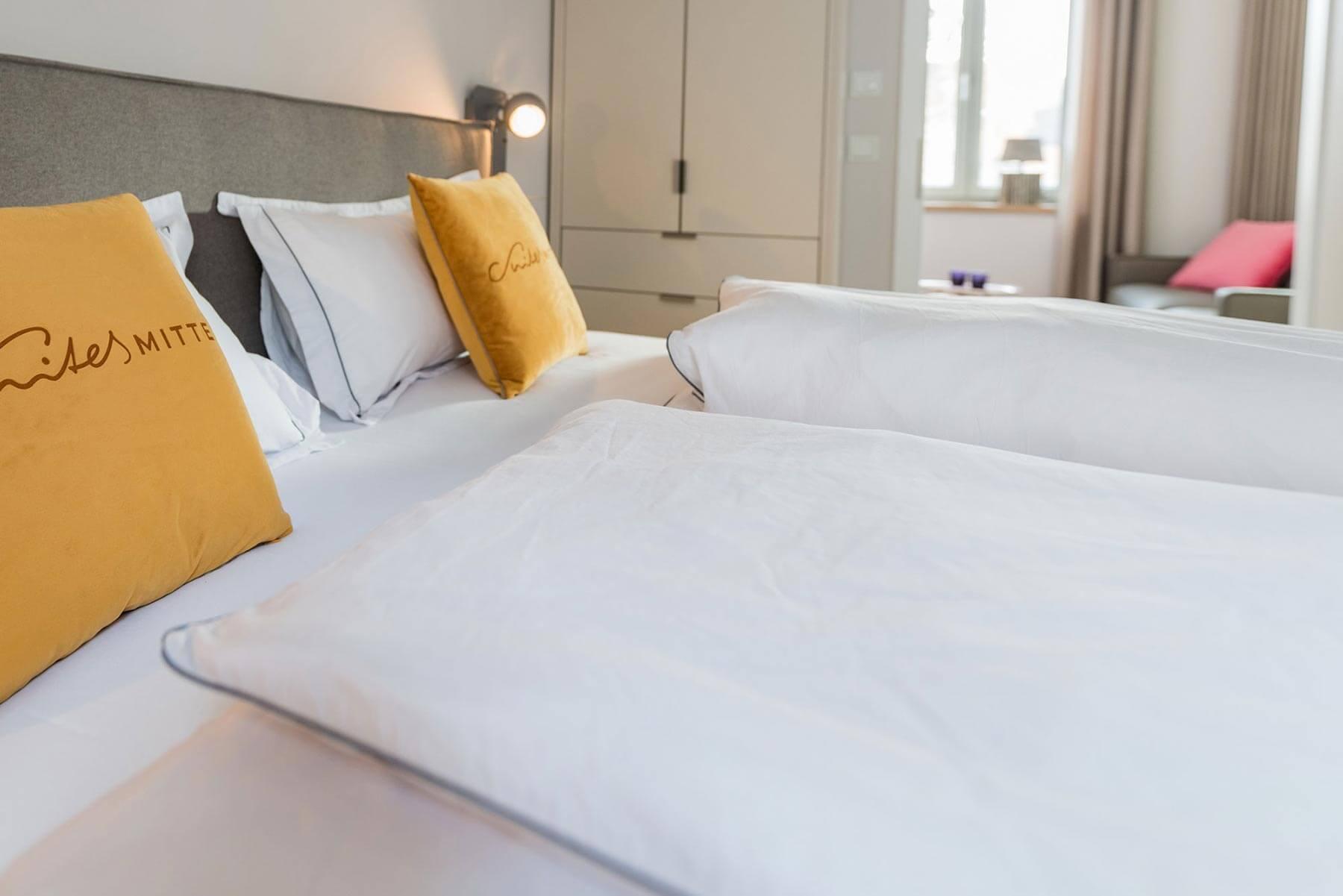 Übernachten in Eisenach – Apart-Hotel Suites MITTE