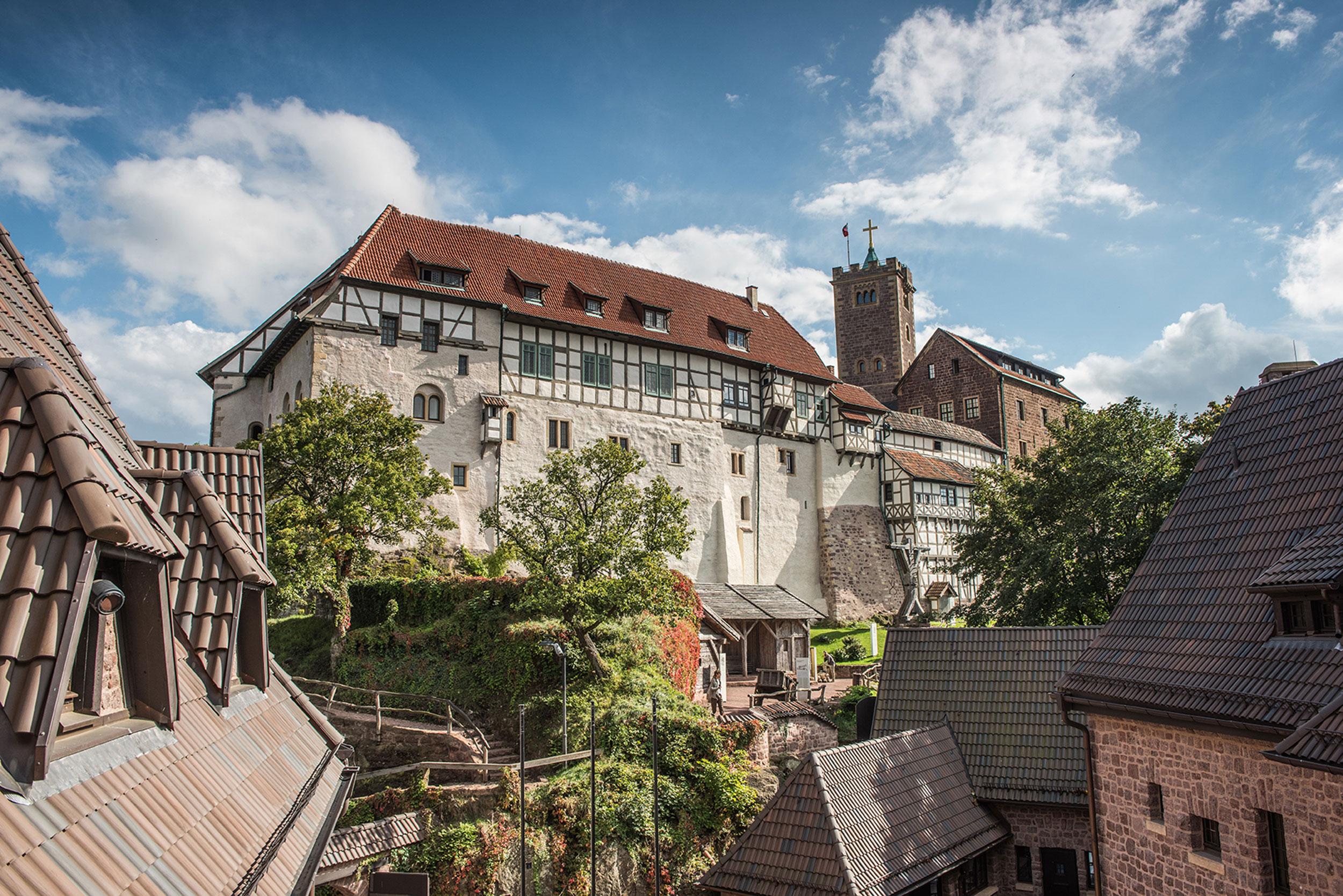 Eisenach Kultur – Wartburg