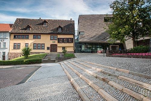 Bachhaus – Sehenswürdigkeiten
