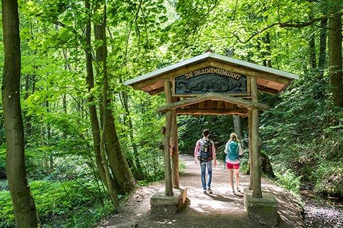 Drachenschlucht – Thüringer Wald – Eisenach