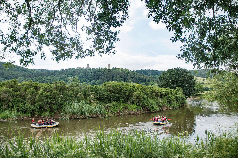 zwischen Thüringer Wald und Hainich