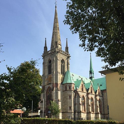Sehenswürdigkeiten – Wartburg