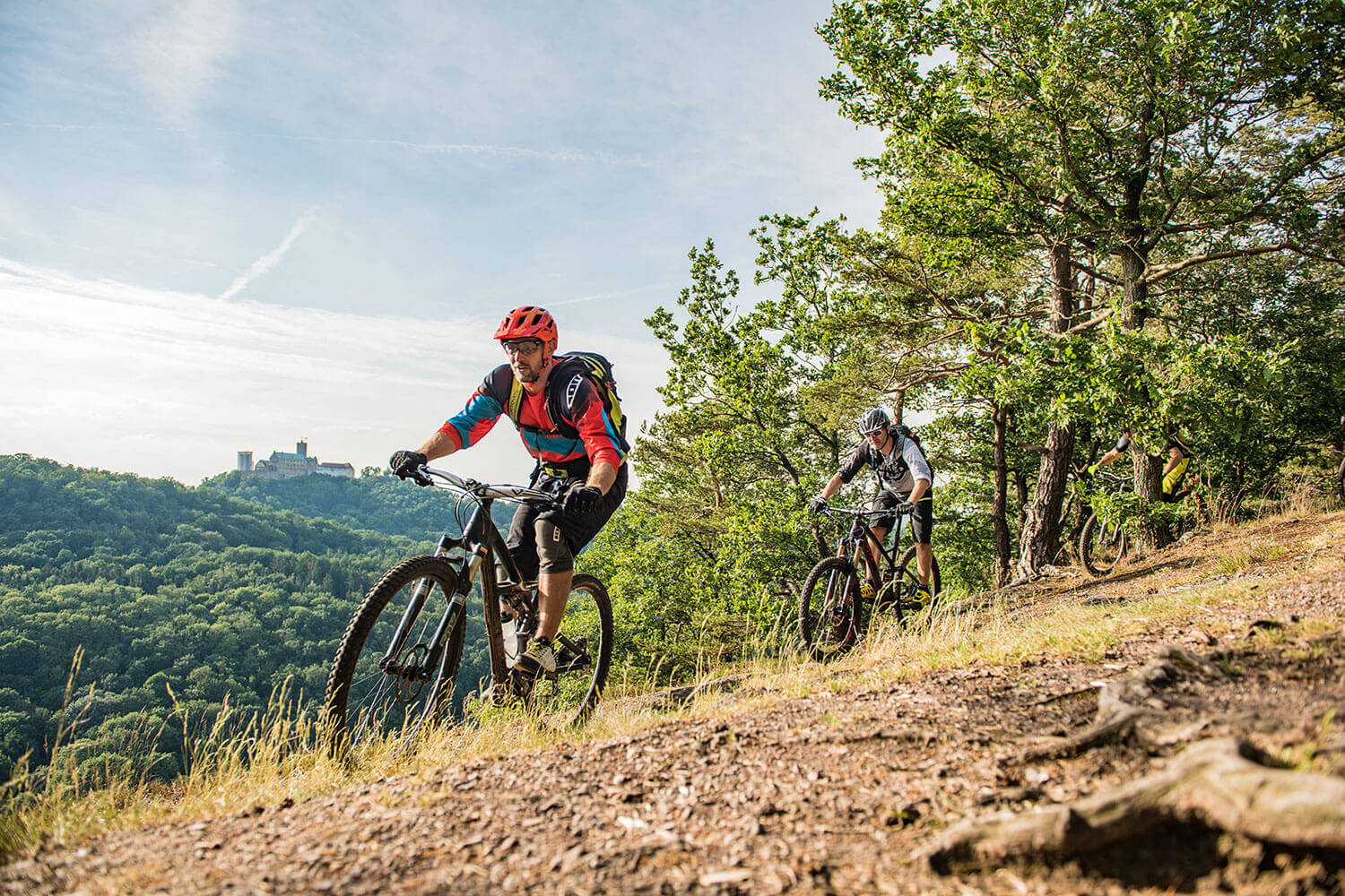 Mountainbike Eisenach