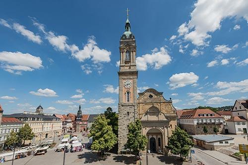 Georgenkirche – Sehenswürdigkeiten