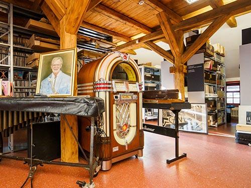 Alte Mälzerei Jazzsmuseum – Sehenswürdigkeiten