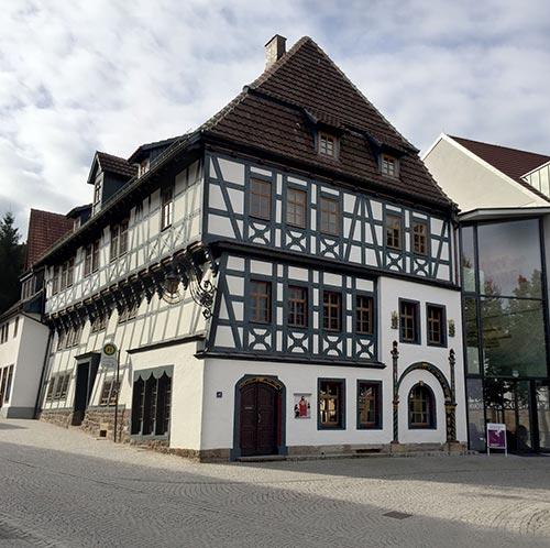 Lutherhaus – Sehenswürdigkeiten