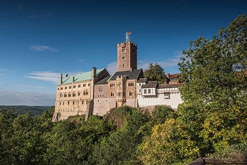 Wartburg – Sehenswürdigkeiten