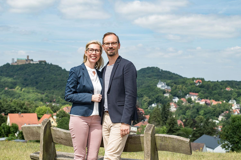 Ferienwohnung Eisenach - Suites Mitte - Die Gastgeber