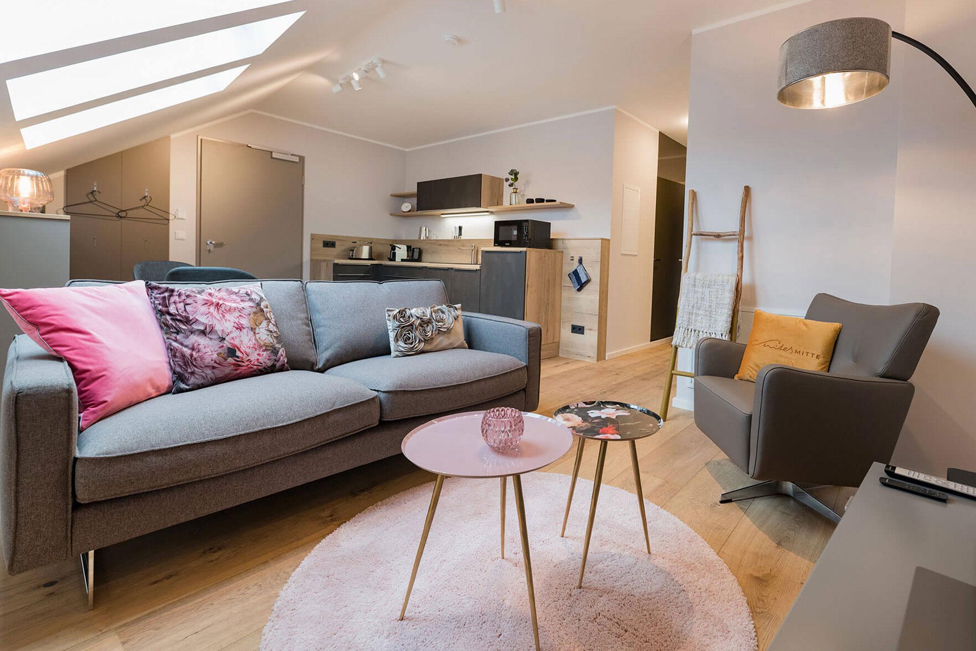 Ferienwohnung Thüringen – Side Suite Air