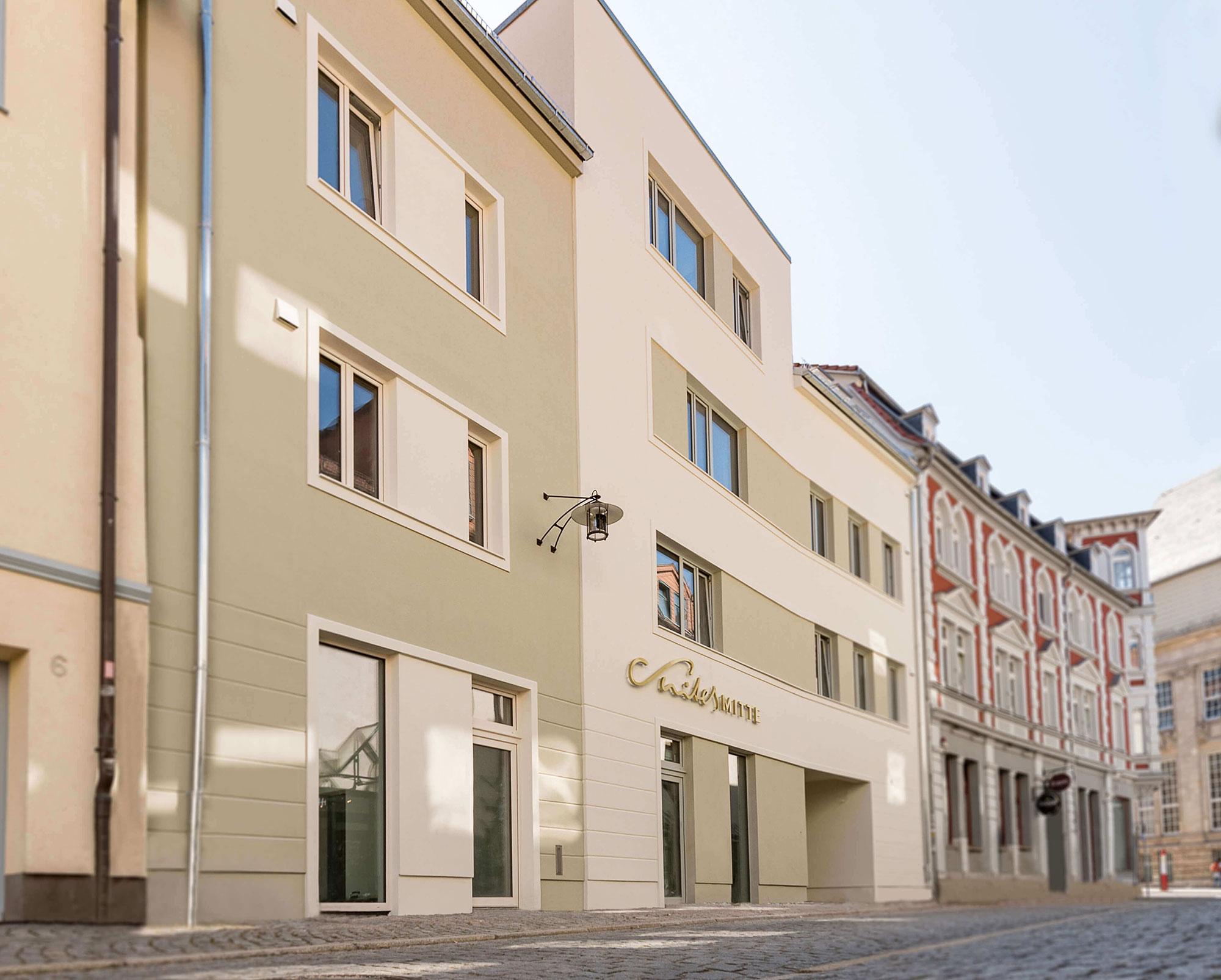 Apartmenthaus Suites MITTE - 8 Ferienwohnungen mitten in Eisenach