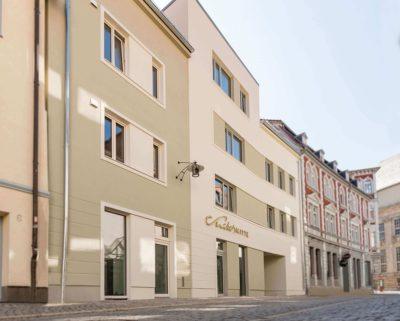 Ferienwohnung Eisenach - Suites Mitte - Außenansicht