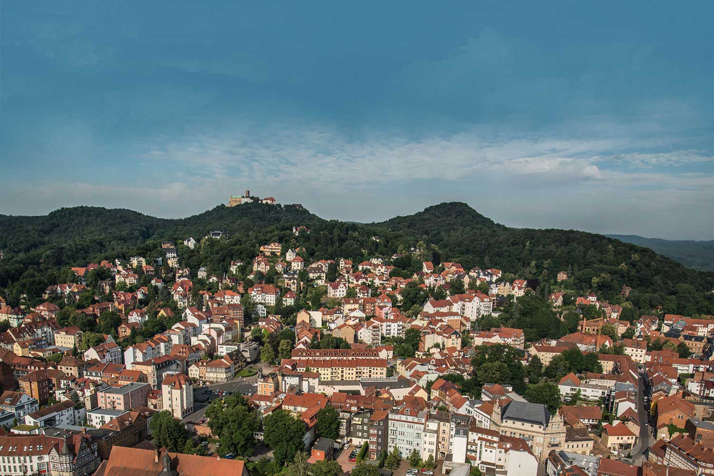 Familien-Urlaub Eisenach