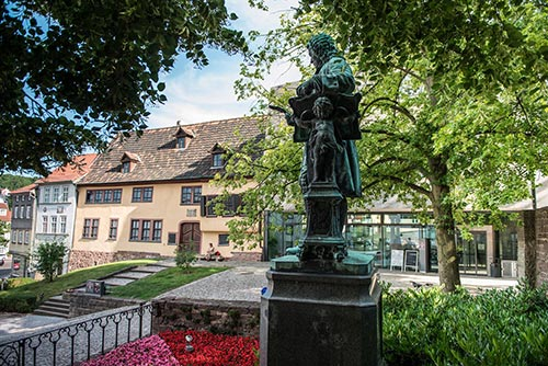 Thüringer Bachwochen in Eisenach – Veranstaltungen