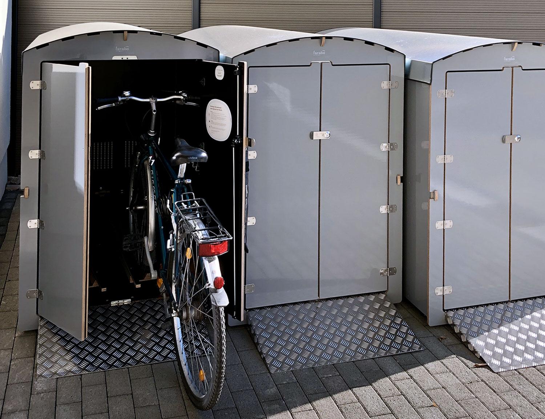 Pension Eisenach mit Fahrradgarage
