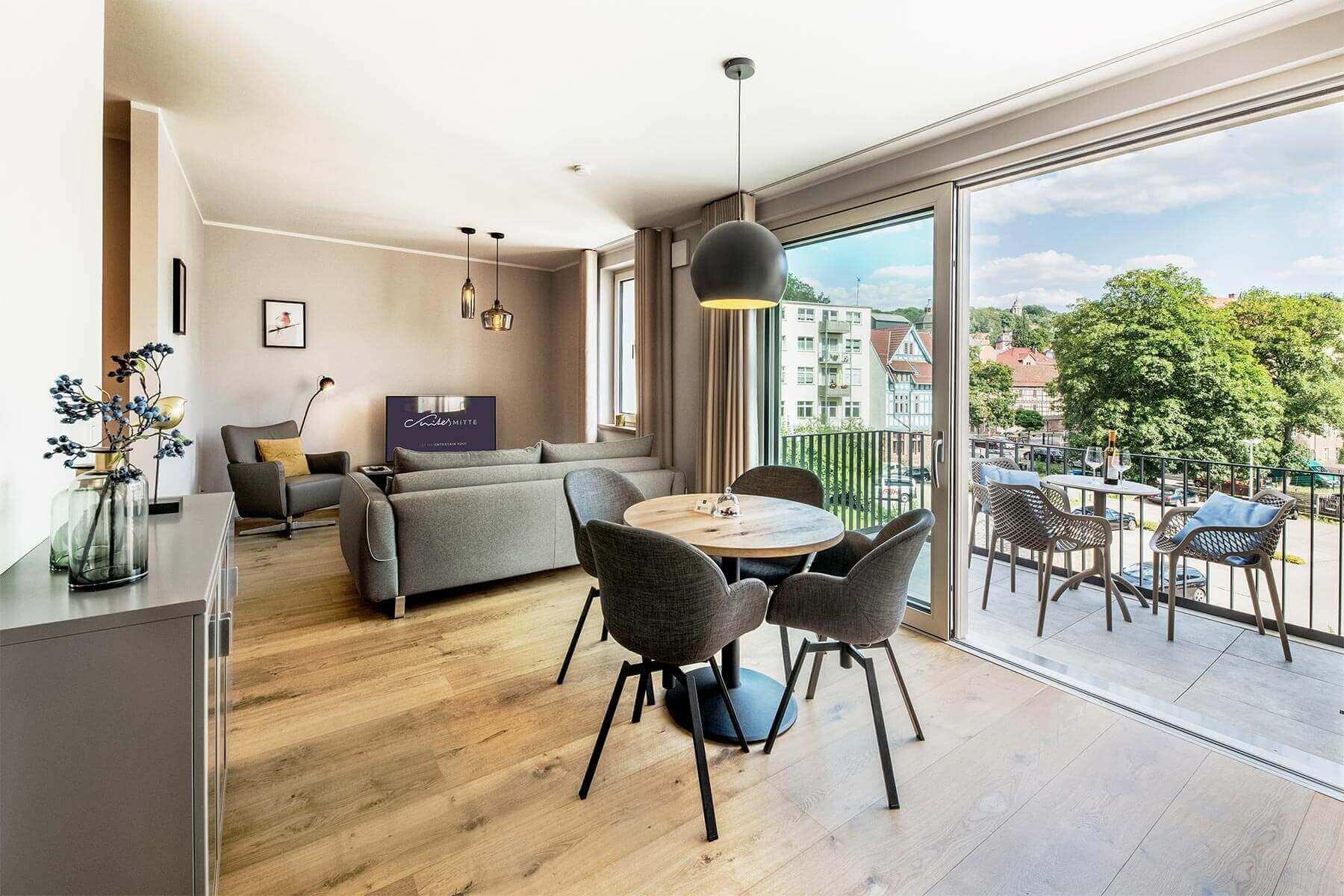 Hotel Eisenach Suites Mitte - Innenansicht