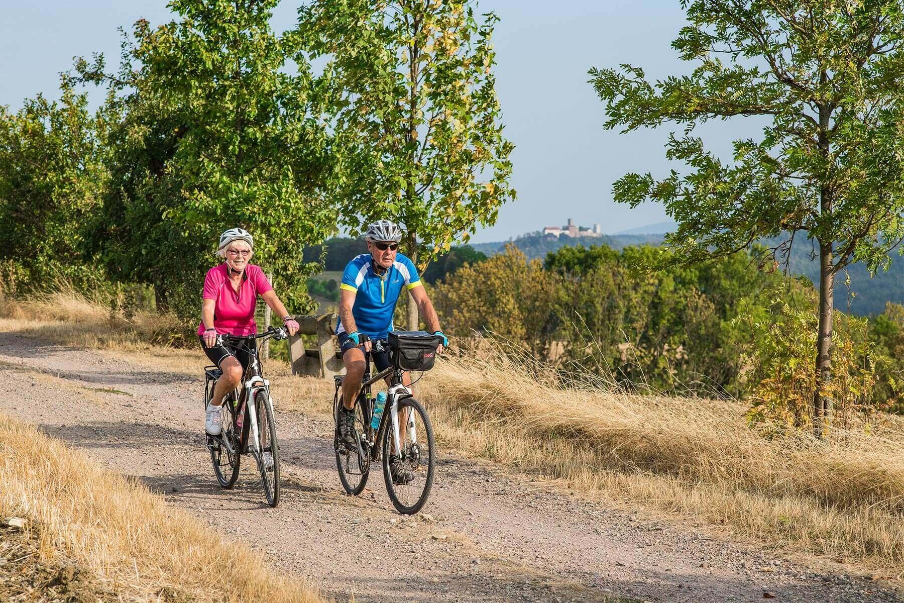 fahrradfreundliche Unterkunft in Eisenach