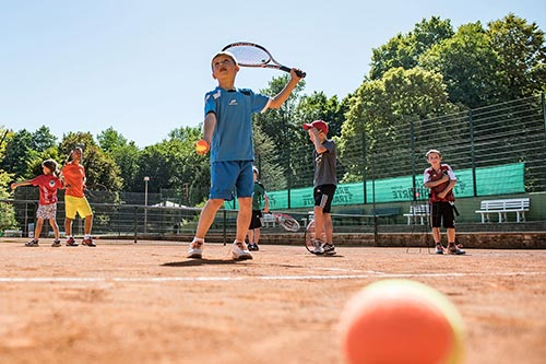 Aktivitäten – Tennis