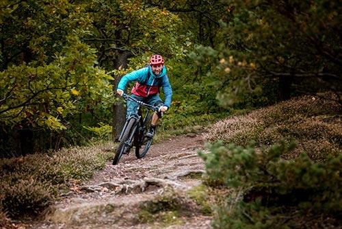 Fahrrad in Eisenach – Mountainbike-Kurse