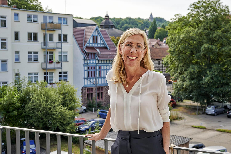 Apartment Eisenach - Suites Mitte - Ihre Gastgeberin